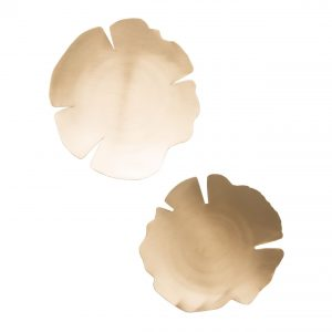 Urban Nature Culture Dish leaves, set of 2, incl. gift pack